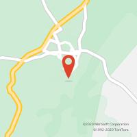 Mapa com localização da Loja CTTSÃO TEOTÓNIO