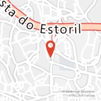 Mapa com localização da Loja CTTS.DOMINGOS DE RANA