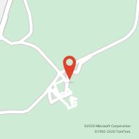 Mapa com localização da Loja CTTSENDIM