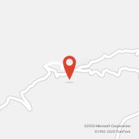 Mapa com localização da Loja CTTS.JORGE DA BEIRA