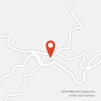 Mapa com localização da Loja CTTSOALHÃES