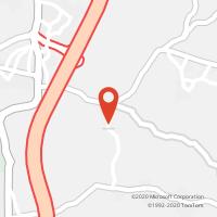 Mapa com localização da Loja CTTSOUTO DA CARPALHOSA