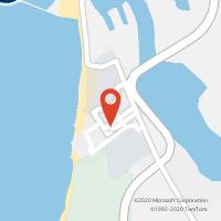 Mapa com localização da Loja CTTS.PEDRO (FIGUEIRA DA FOZ)