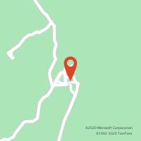 Mapa com localização da Loja CTTSTª ANTÓNIO DAS AREIAS