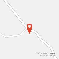Mapa com localização da Loja CTTS.VICENTE (ELVAS)