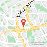 Mapa com localização da Loja CTTTELHEIRAS (LISBOA)