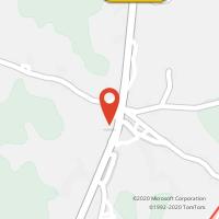 Mapa com localização da Loja CTTTOCHA
