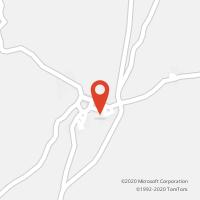 Mapa com localização da Loja CTTTOURO