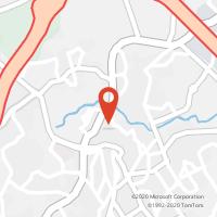 Mapa com localização da Loja CTTTRAVAGEM (ERMESINDE)