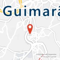 Mapa com localização da Loja CTTURGEZES