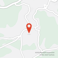 Mapa com localização da Loja CTTVACARIÇA