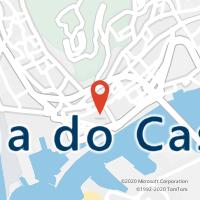 Mapa com localização da Loja CTTVIANA DO CASTELO