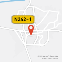 Mapa com localização da Loja CTTVIEIRA DE LEIRIA