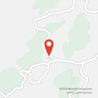Mapa com localização da Loja CTTVILA BOA DE QUIRES