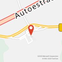 Mapa com localização da Loja CTTVILA BOIM