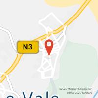 Mapa com localização da Loja CTTVILA CHÃ DE OURIQUE