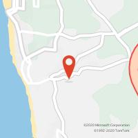Mapa com localização da Loja CTTVILA CHÃ (VILA DO CONDE)