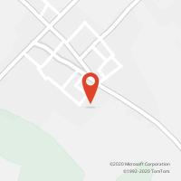 Mapa com localização da Loja CTTVILA DE FAZENDA DE ALMEIRIM