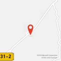 Mapa com localização da Loja CTTVILA FRANCA DA BEIRA