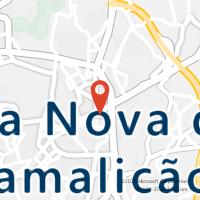 Mapa com localização da Loja CTTVILA NOVA DE FAMALICÃO
