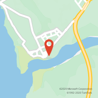 Mapa com localização da Loja CTTVILA NOVA DE MILFONTES