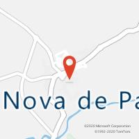 Mapa com localização da Loja CTTVILA NOVA DE PAIVA