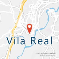 Mapa com localização da Loja CTTVILA REAL